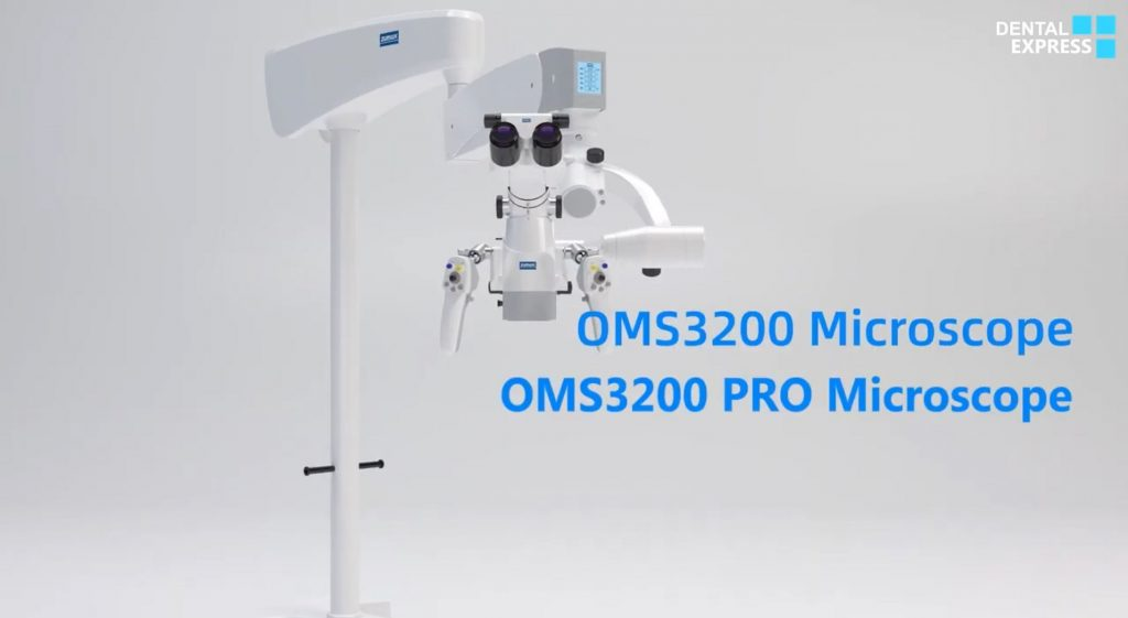 میکروسکوپ زومکس – Zumax OMS3200 Pro magnetic dental microscope