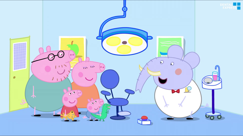 Fun-Cartoons-for-Kids-Peppa-Pig-Goes-To-The-Dentist