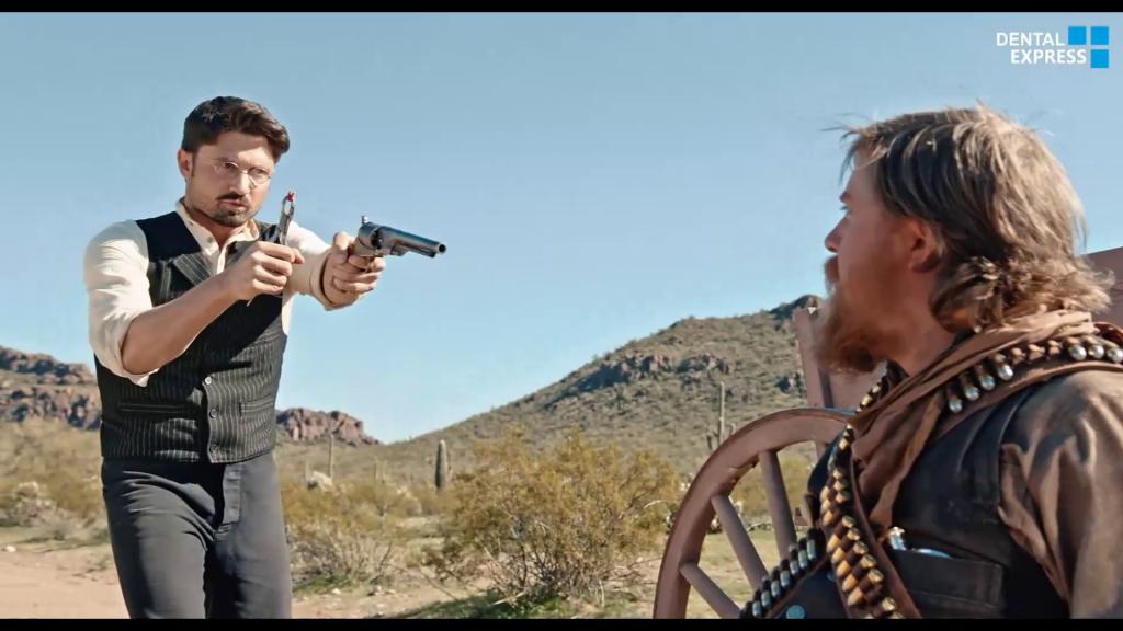 The-Dentist-Western-Short Film